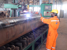 Pipe Plasma Beveling and Cutting Machine