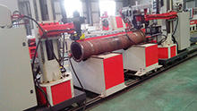 Automatic Pipe Flange Welding Machine
