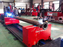 Automatic Slip-On Flange Welding Machine
