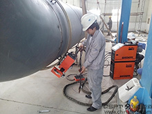 Orbital Automatic Pipeline Welding Machine